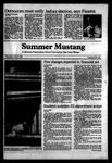 Summer Mustang, July 12, 1984