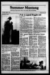 Summer Mustang, August 9, 1984