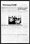Mustang Daily, September 27, 1984