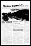Mustang Daily, October 1, 1984