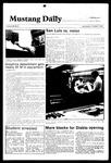 Mustang Daily, October 3, 1984