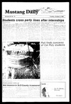 Mustang Daily, October 9, 1984