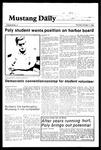 Mustang Daily, October 11, 1984