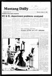 Mustang Daily, October 15, 1984