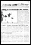 Mustang Daily, October 16, 1984