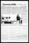 Mustang Daily, October 18, 1984
