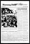 Mustang Daily, October 19, 1984