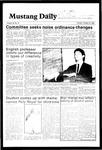 Mustang Daily, October 23, 1984
