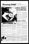 Mustang Daily, October 24, 1984
