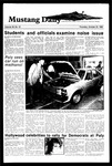 Mustang Daily, October 25, 1984