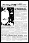 Mustang Daily, November 1, 1984
