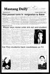 Mustang Daily, November 6, 1984