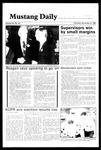 Mustang Daily, November 8, 1984