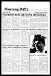 Mustang Daily, November 14, 1984