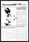 Mustang Daily, November 15, 1984