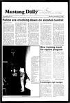 Mustang Daily, November 19, 1984