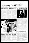 Mustang Daily, December 3, 1984
