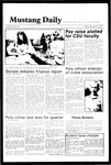 Mustang Daily, December 7, 1984