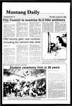 Mustang Daily, January 10, 1985