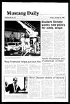 Mustang Daily, January 18, 1985