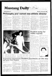 Mustang Daily, January 28, 1985