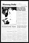 Mustang Daily, February 5, 1985