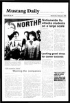 Mustang Daily, February 6, 1985