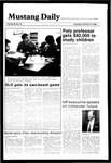 Mustang Daily, February 14, 1985