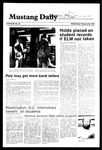 Mustang Daily, February 20, 1985
