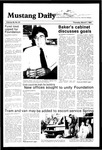 Mustang Daily, March 7, 1985
