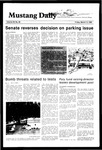 Mustang Daily, March 15, 1985