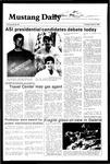 Mustang Daily, April 9, 1985