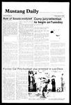 Mustang Daily, April 12, 1985