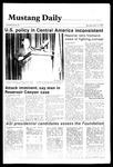 Mustang Daily, April 15, 1985