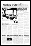 Mustang Daily, April 16, 1985