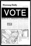 Mustang Daily, April 17, 1985