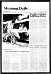 Mustang Daily, April 18, 1985