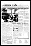 Mustang Daily, April 22, 1985