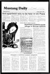 Mustang Daily, April 23, 1985
