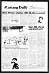 Mustang Daily, April 25, 1985