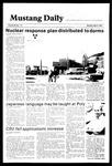 Mustang Daily, May 6, 1985