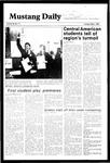 Mustang Daily, May 7, 1985
