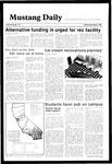 Mustang Daily, May 8, 1985