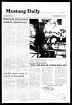 Mustang Daily, May 15, 1985
