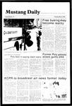 Mustang Daily, May 16, 1985
