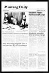 Mustang Daily, June 5, 1985