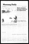 Mustang Daily, June 6, 1985