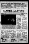 Summer Mustang, July 18, 1985