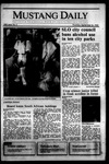 Mustang Daily, September 26, 1985
