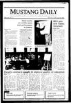 Mustang Daily, September 30, 1985
